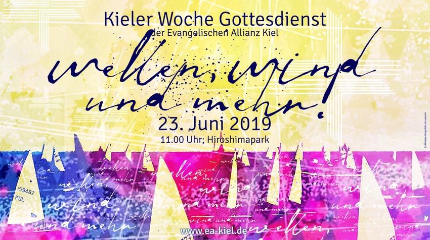 Kieler Woche Gottesdienst 2019